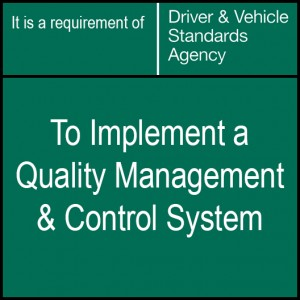 MOT Manager Course Accreditation