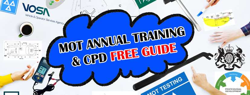 MOT Annual Training and CPD
