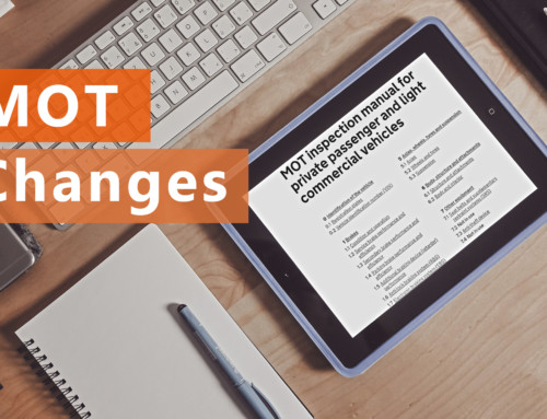 Changes to the MOT Test