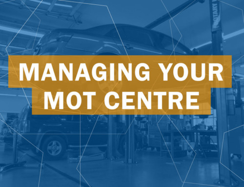 Managing your MOT Centre